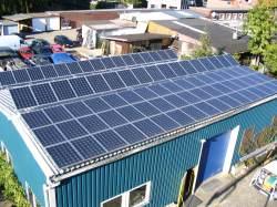 Solaranlage Jork Estebrügge